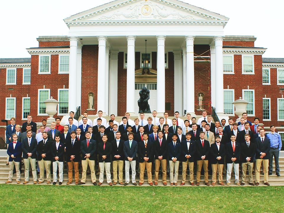 Pi Kappa Alpha - Kappa Zeta Chapter