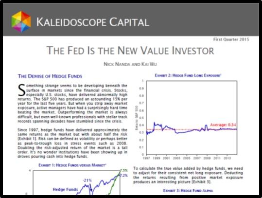 Fed Value Investor
