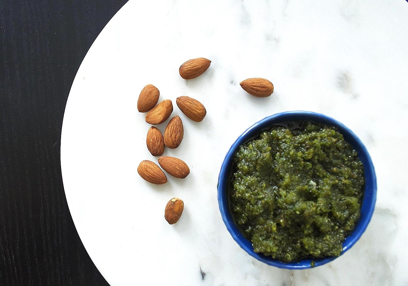 pesto-blue-bowl-almonds-marble-molasses-and-mayhem.jpg