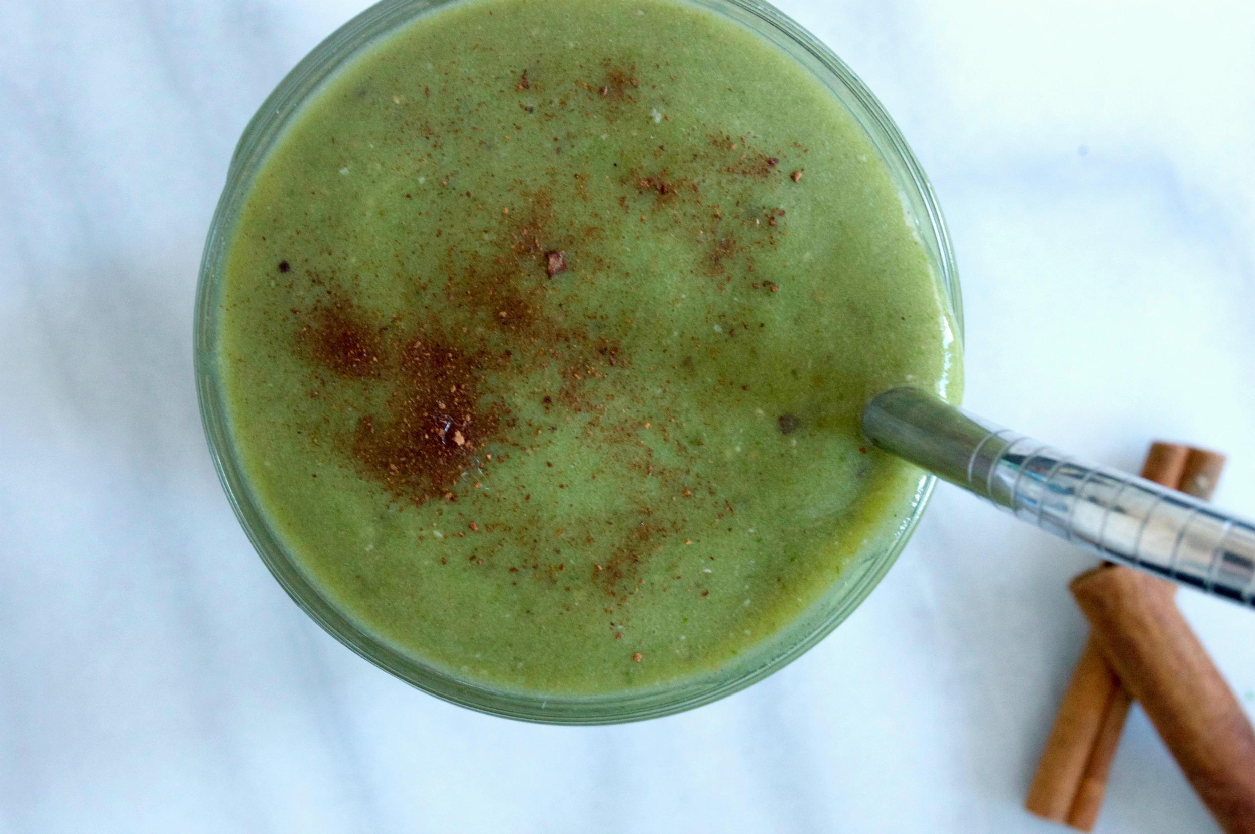 green-dream-smoothie-recipe-overhead-molasses-and-mayhem.jpg
