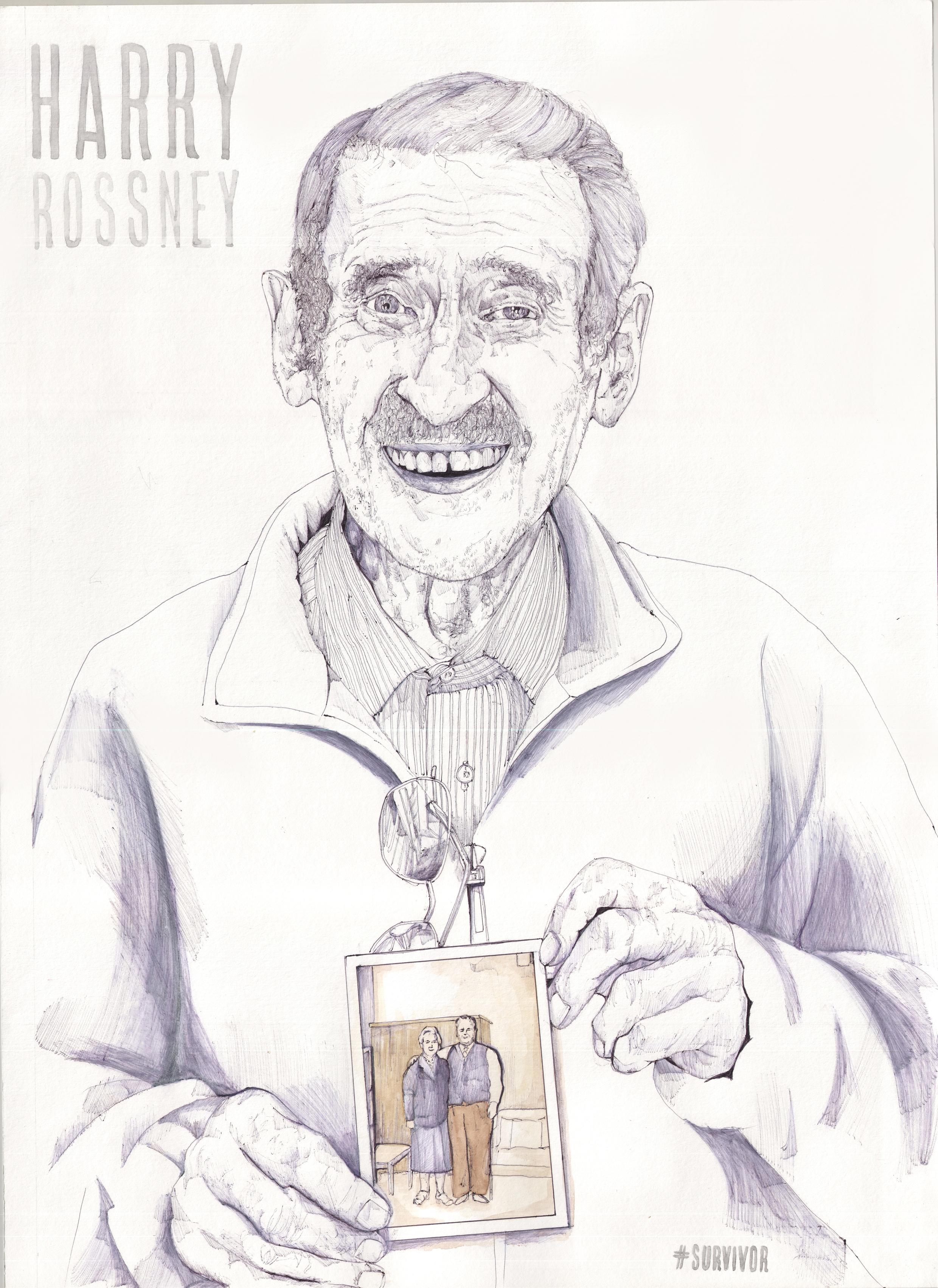 Harry Rossney
