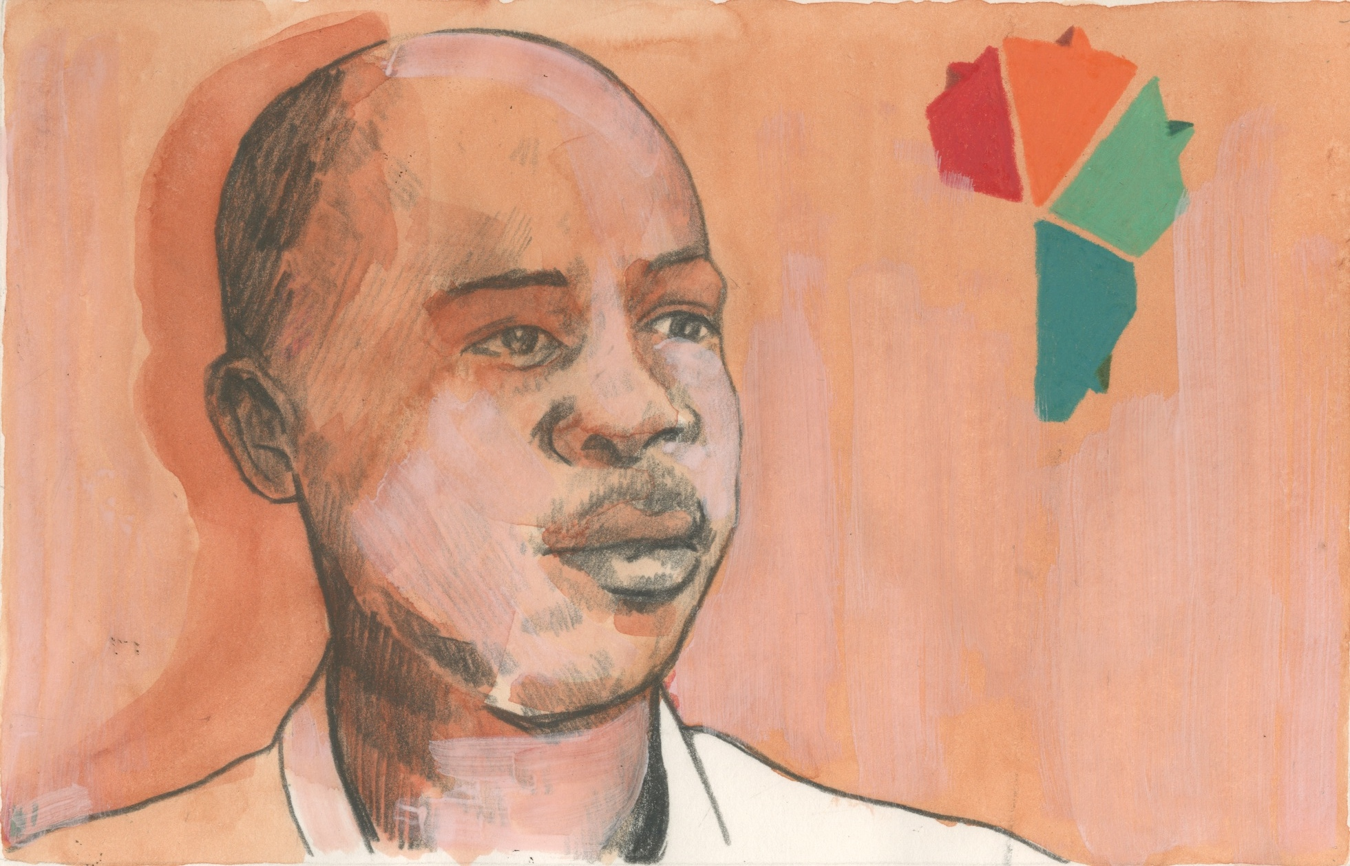12/01/15 Luis Nhachote an award-winning Mozambican journalist who is working with colleagues to launch Afrileaks which is designed to securely connect whistleblowers with media organisations across Africa