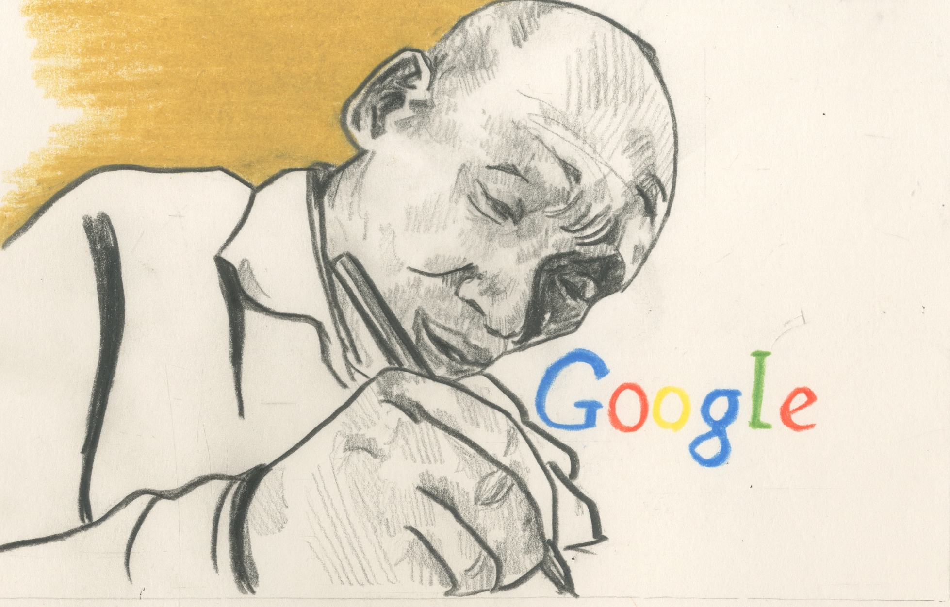 14/01/15 Today is the 11th anniversary since Kimani Maruge went to school for the first time, aged 84. Google honoured him with a 'doodle' in Kenya