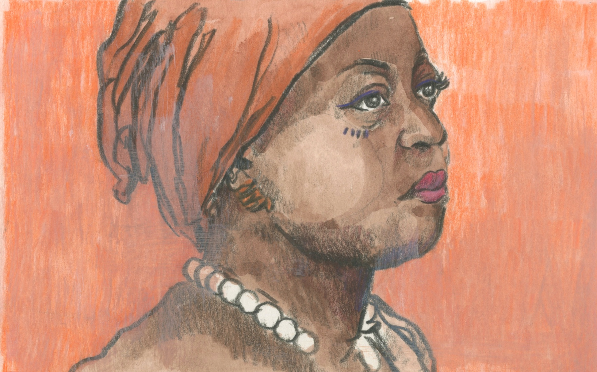 22/09/15 One of Africa's most powerful women has been arrested in London amid allegations that £13 billion is missing from Nigeria's public coffers. Diezani Alison-Madueke was minister in charge of petroleum resources who was replaced when the presidency changed.