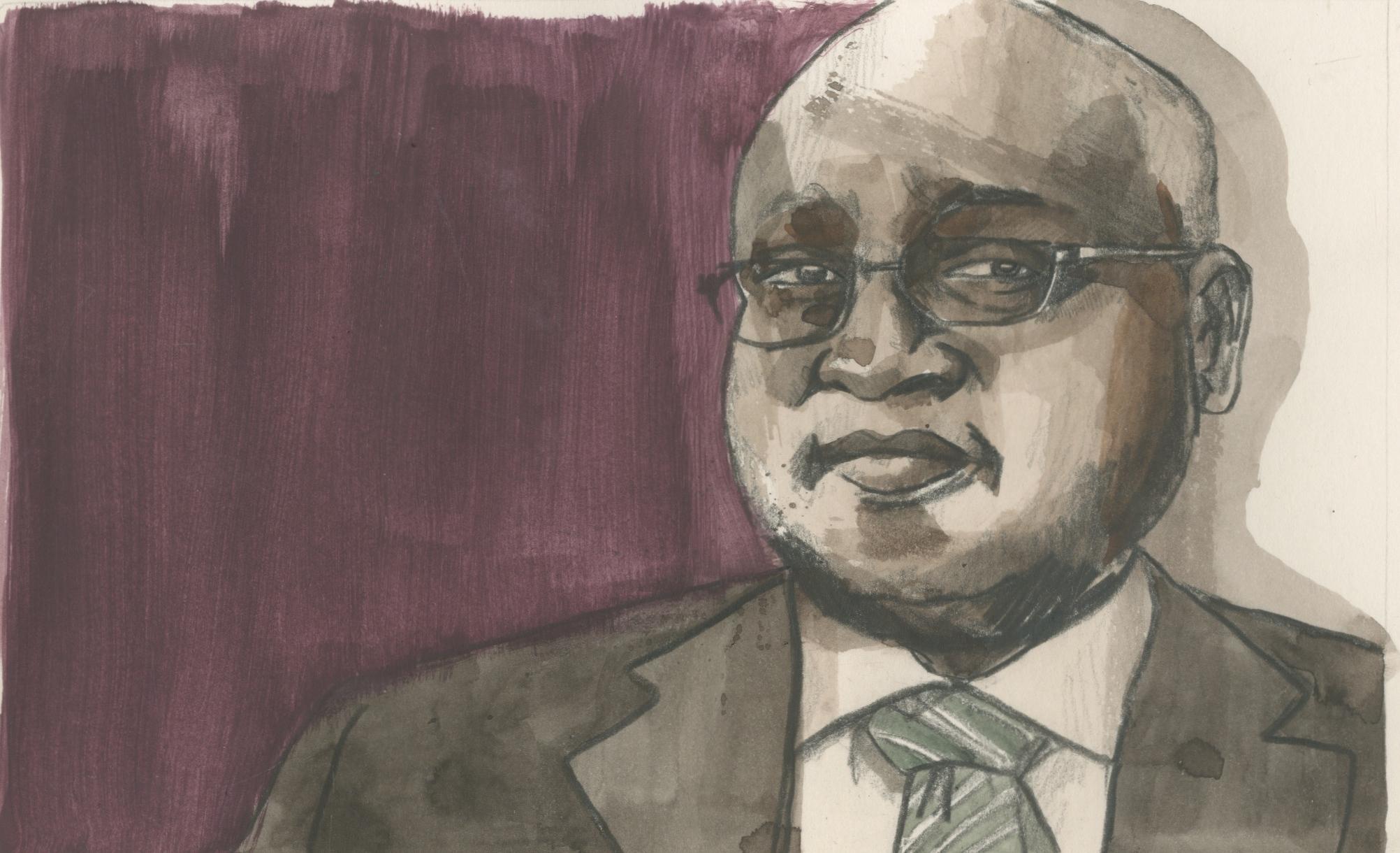 22/02/15 Donald Kaberuka, Président of the African Development Bank
