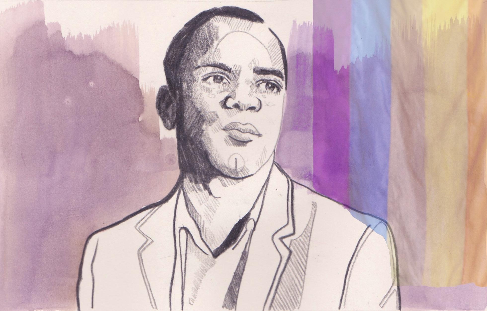 05/03/15Frank Mugisha, an outspoken activist on gay rights in Uganda