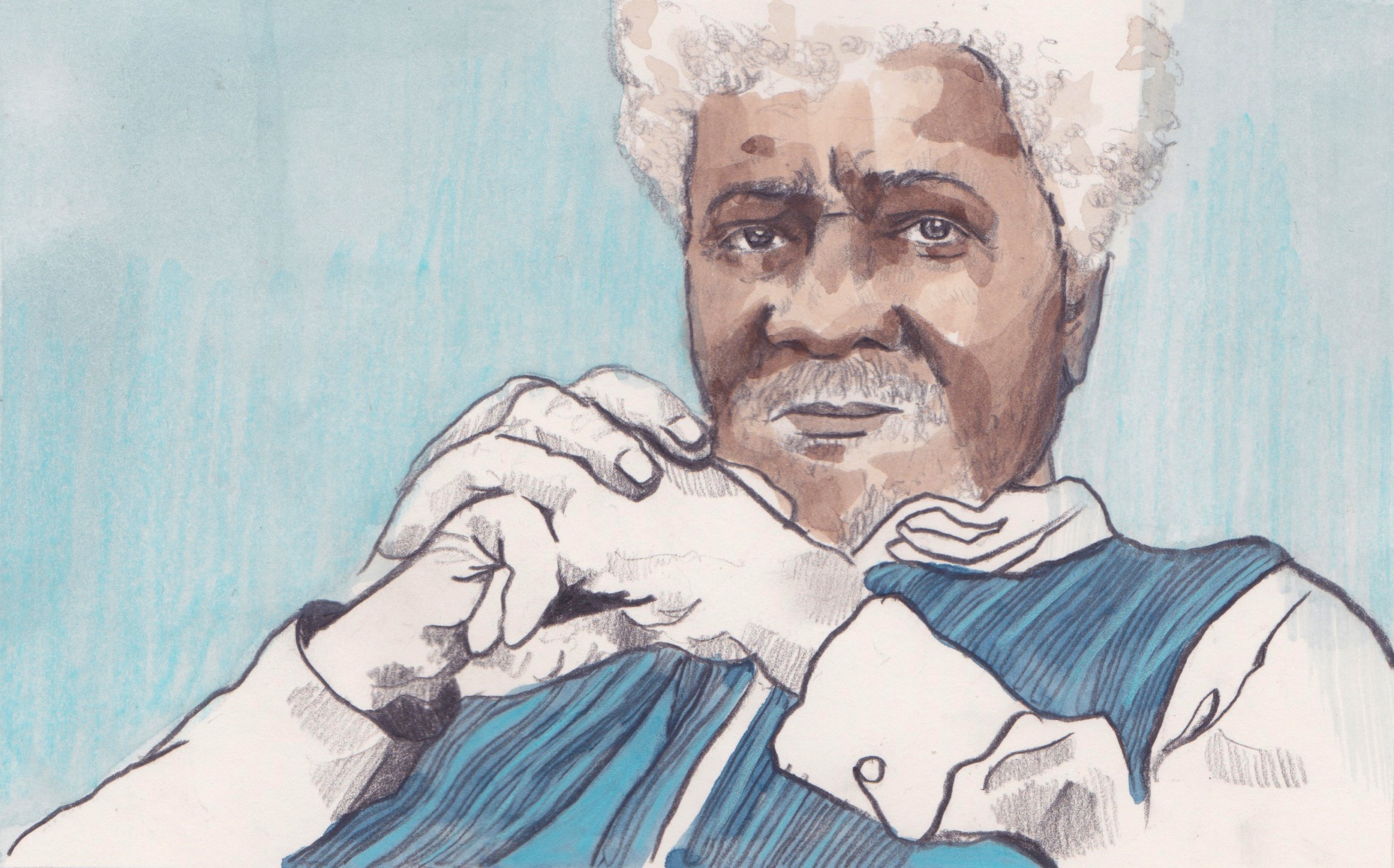 29/03/15Nobel laureate and former Nigerian political prisoner Wole Soyinka railed against what is thought to have been the most expensive election in African history. He thought the Nigerian presidential election was wasteful and insensitive in terms of what people live on