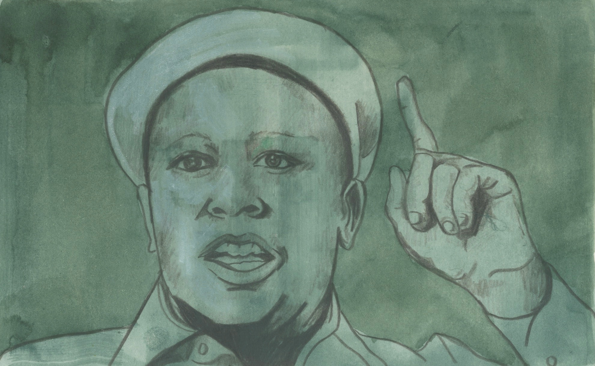 06/04/15Julius Malema, leader of the Economic Freedom Fighters, calls for symbols of colonialism to be removed and the seizure of white-owned farms in South Africa