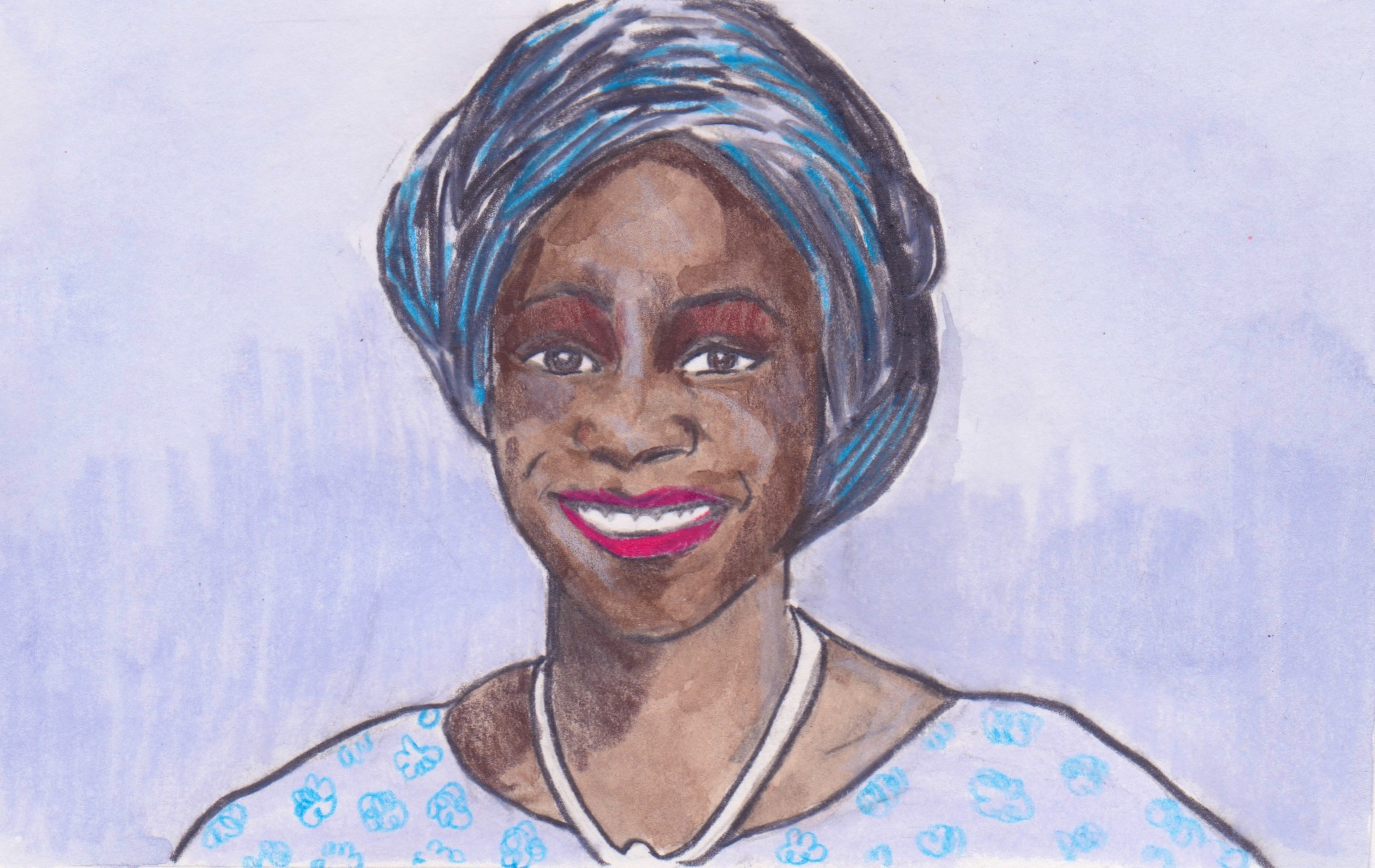 """19/05/15Hafsat Abiola-Costello's mother was shot in 1996 and her father died in prison in 1998. YA film which chronicles her dramatic family history and the story of Nigeria's fragile pro-democracy movement opens today in the UK. """"The Supreme Price' won the prize for best documentary at the Africa International Film Festival."""