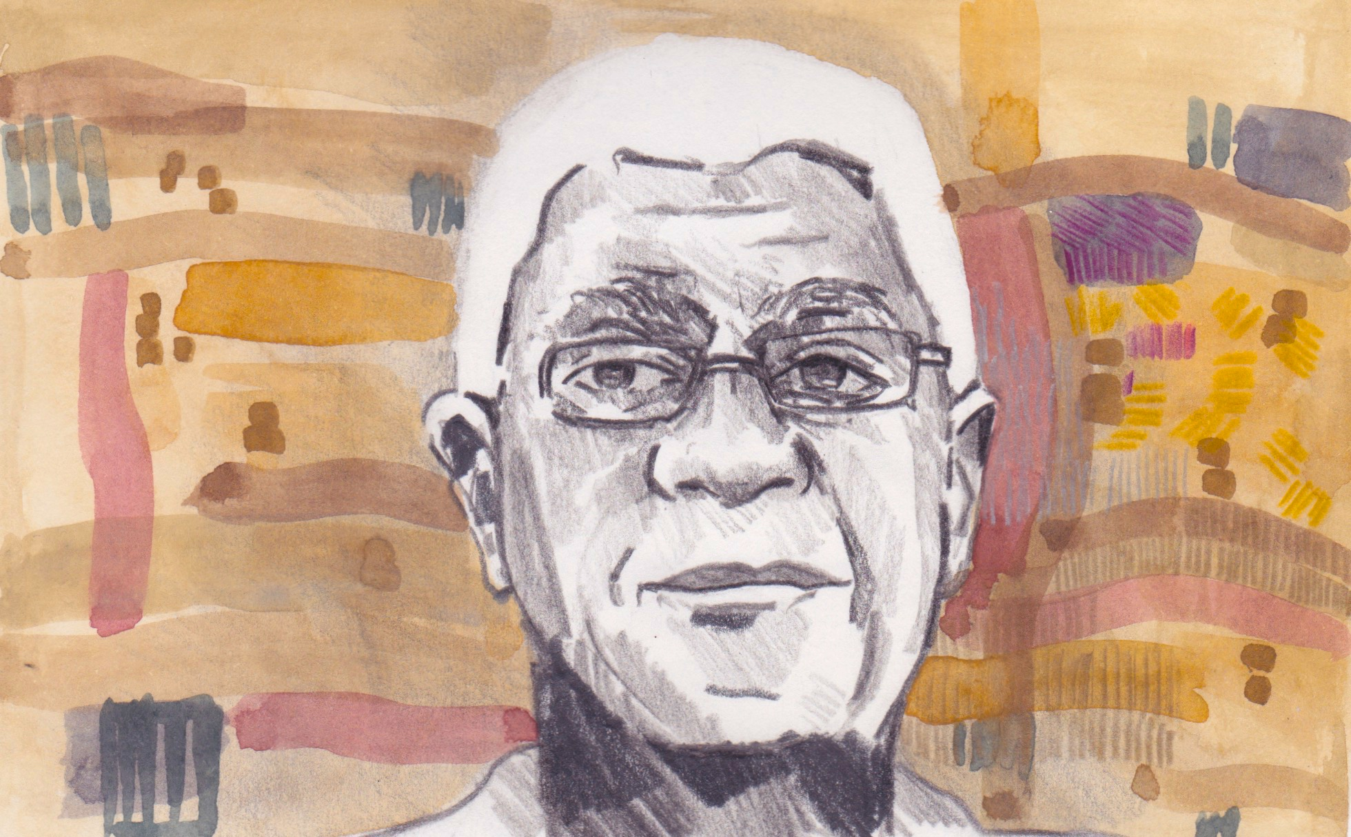 31/05/15 Ghanaian sculptor and teacher El Anatsui has won the Golden Lion for Lifetime Achievement award at the Venice Biennale held this month. He specialised in making installations out of bottle caps and other found materials.