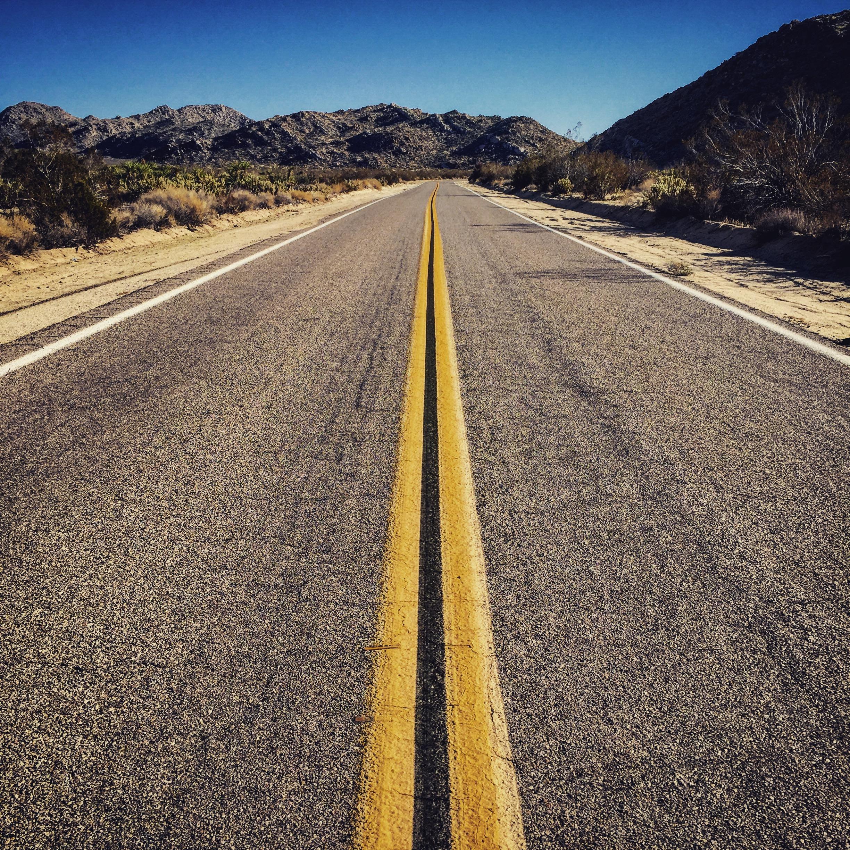 Desert Bound - Hwy 78
