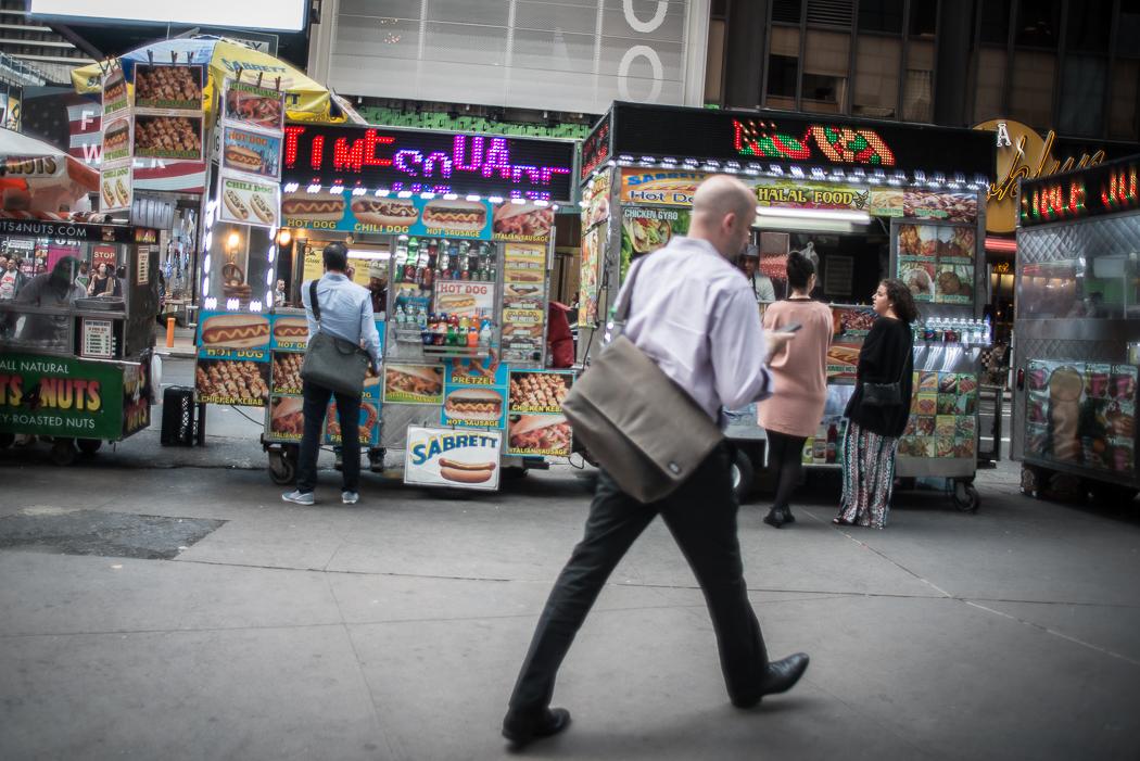 Street Scene I