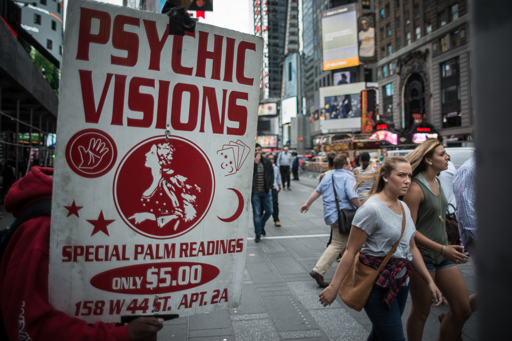 Psychic Visions