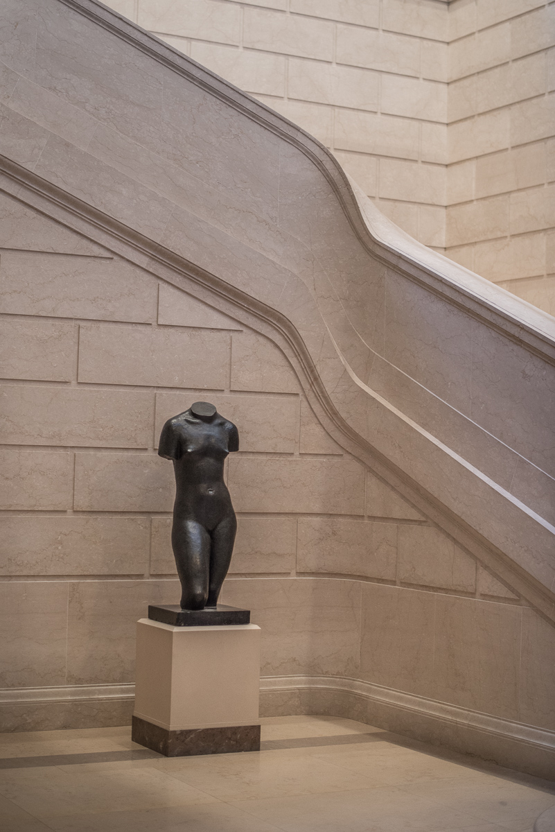 Torso - The National Gallery