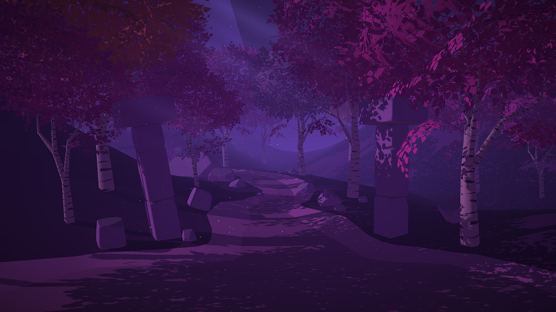 Matkovski Dragos The Nightlight Forest