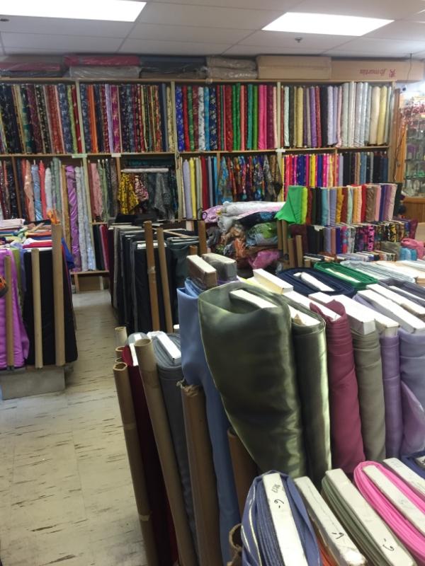 Van's Fabric