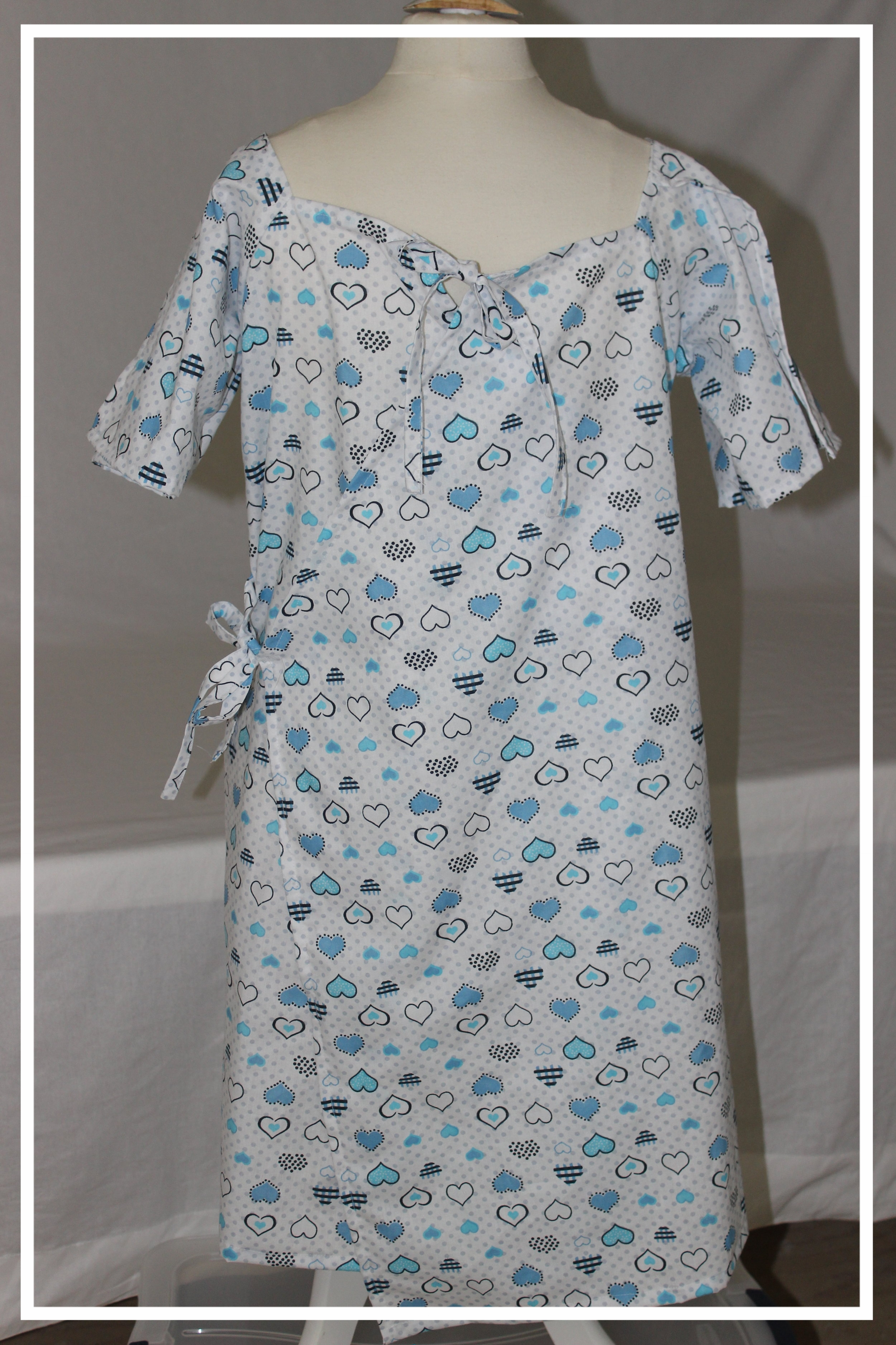 Child's Hospital Gown