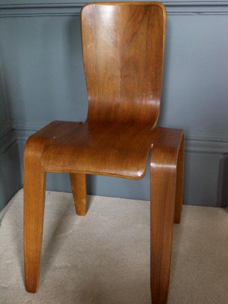 Han Pieck 'bambi' chair - Morris & Co.