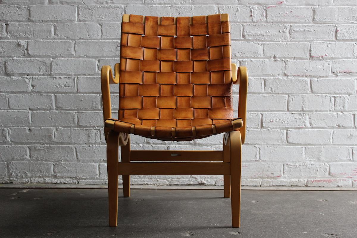 Bruno Mathsson 'Eva' lounge chair