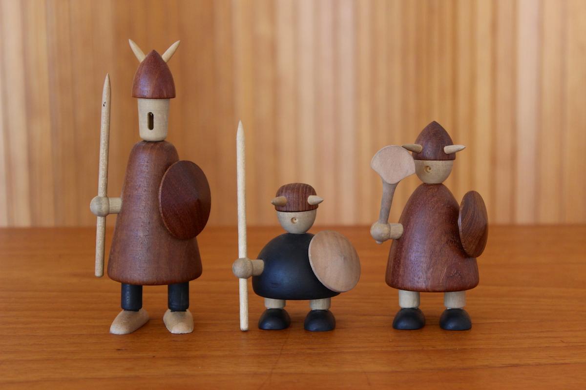 'The Vikings of Denmark' - designed by Jacob Jensen