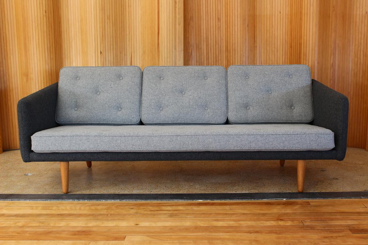Rare Borge Mogensen No.1 sofa - manufactured by Fredericia, Denmark.