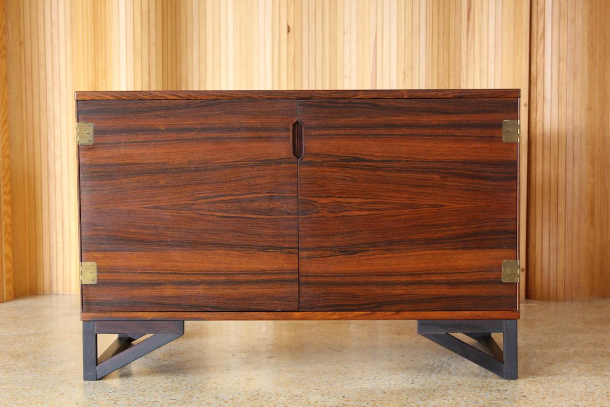 Svend Langkilde rosewood sideboard - Langkilde Mobler