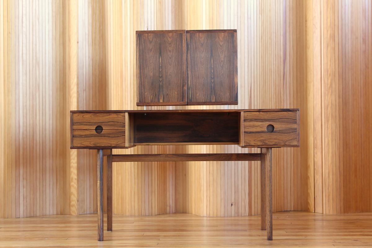 Aksel Kjersgaard rosewood dressing table