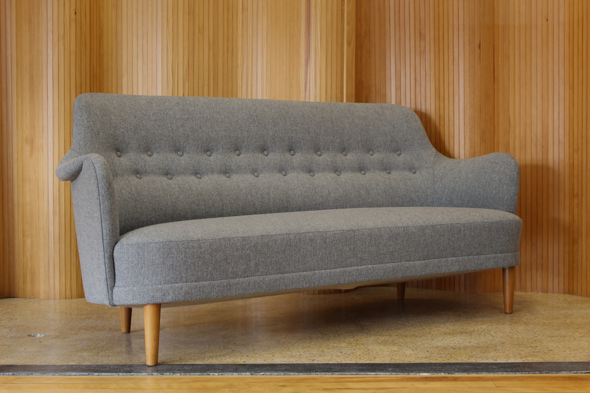 Carl Malmsten 'Samsas' sofa - OH Sjogren