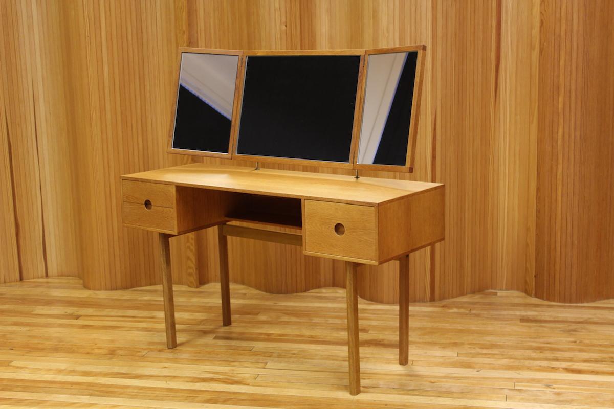 Aksel Kjersgaard oak dressing table