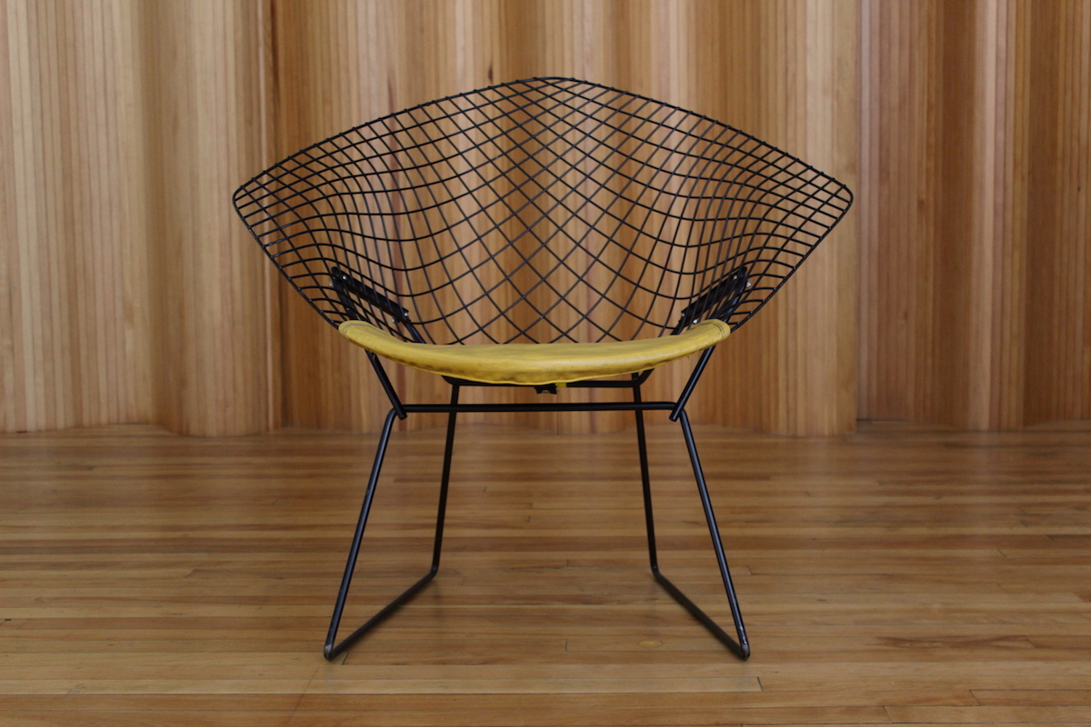 Harry Bertoia Diamond chair Knoll Associates