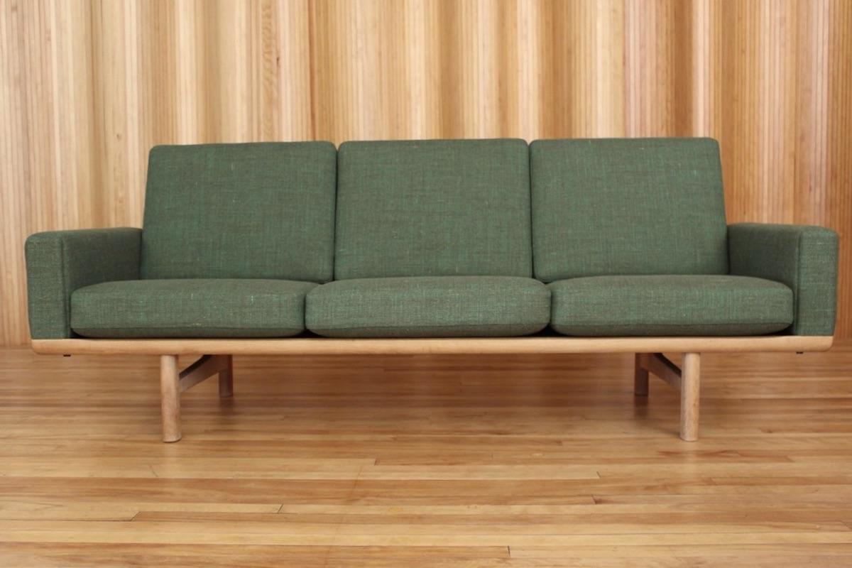 Hans Wegner GE236/3 sofa Getama Denmark