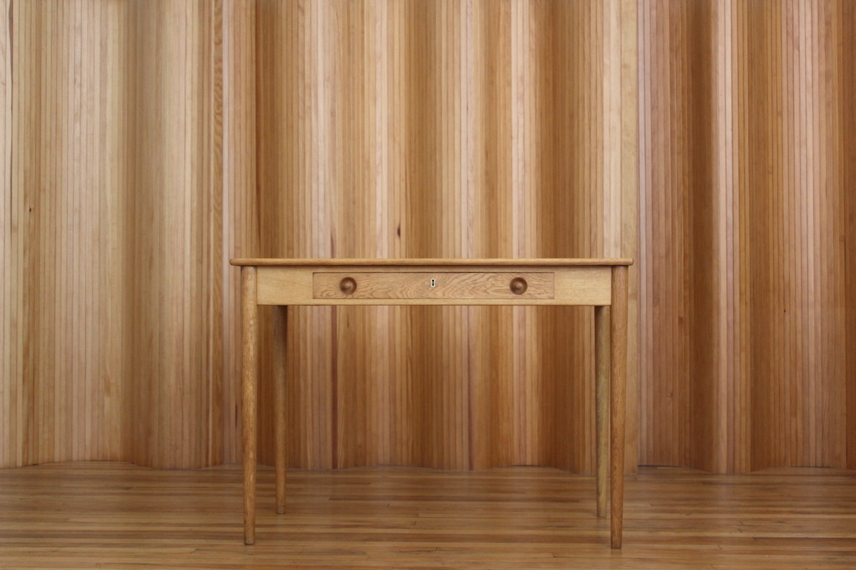 Hans Wegner oak writing desk RY Mobler Denmark