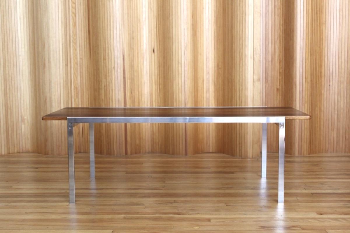 Arne Jacobsen Model 3501 Rosewood Coffee Table   Fritz Hansen, Denmark