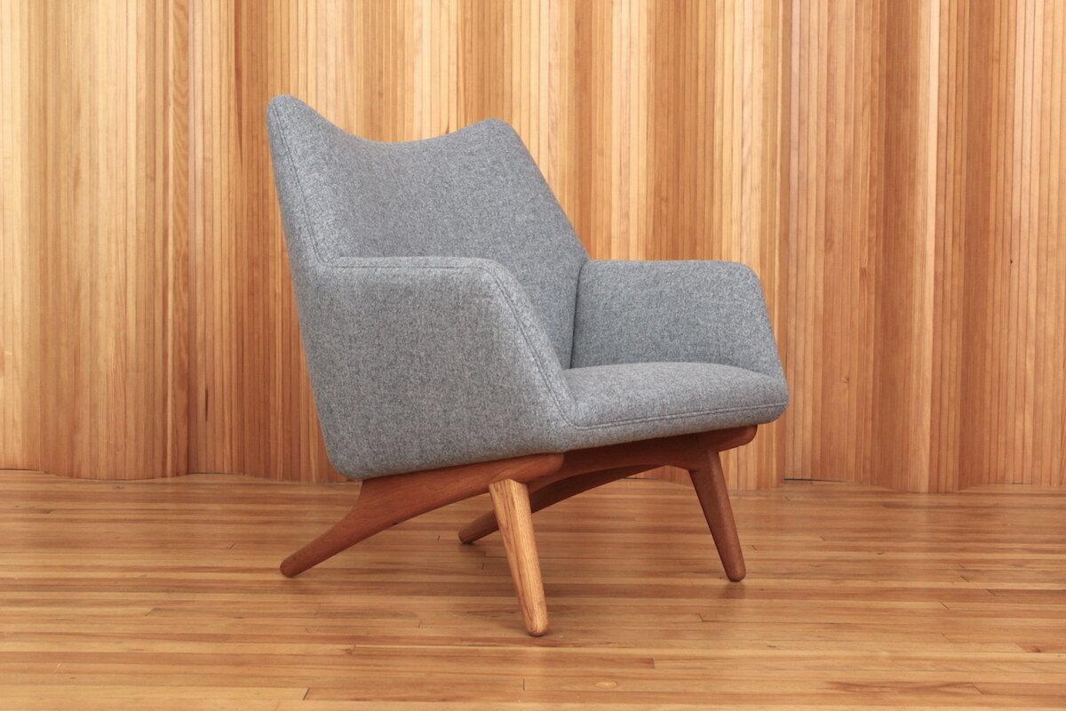 Illum Wikkelso lounge chair Mikael Laursen Denmark