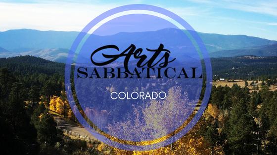 Arts Sabbatical Header 2017