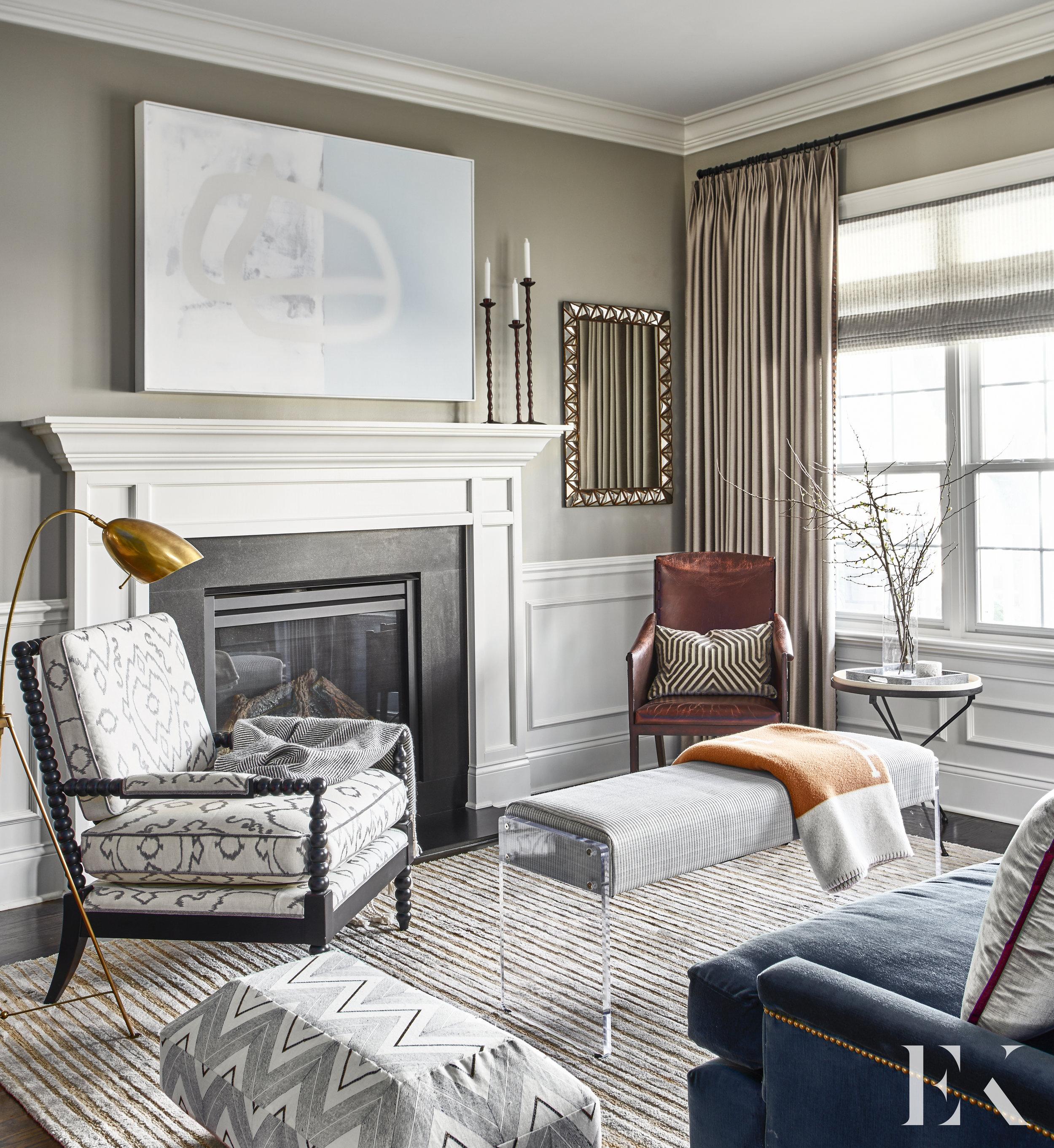 Contemporary Living Room, EKD