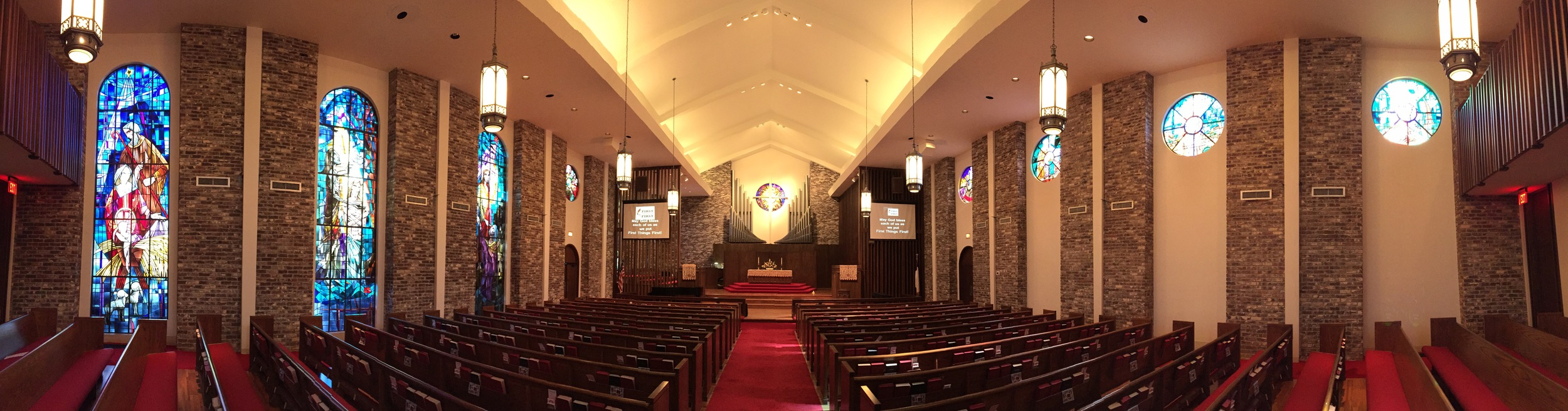 The Present Day Sanctuary