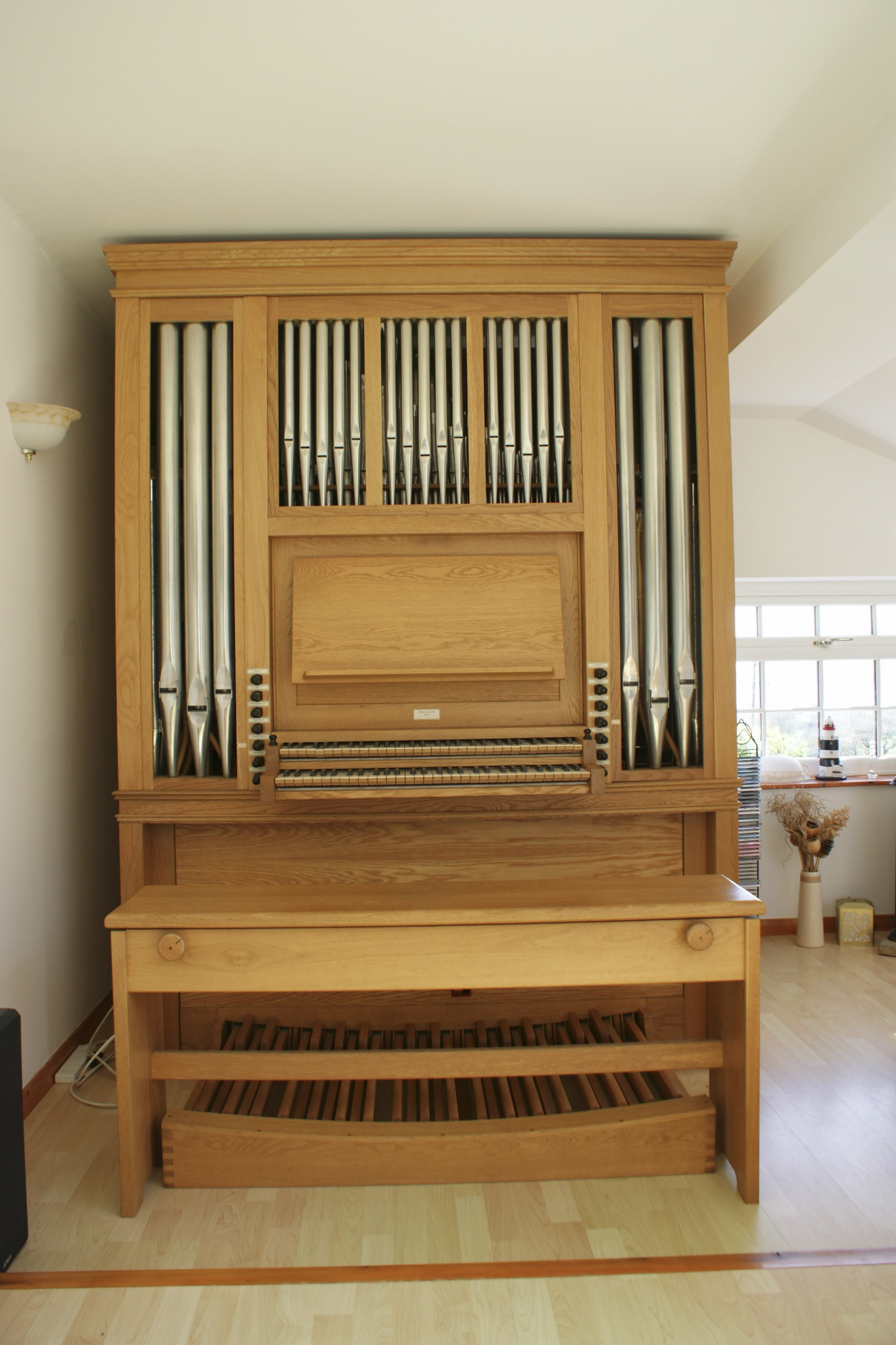 Peter Collins Organ