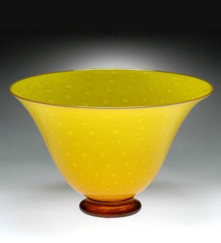 Lemon Bubble Bowl