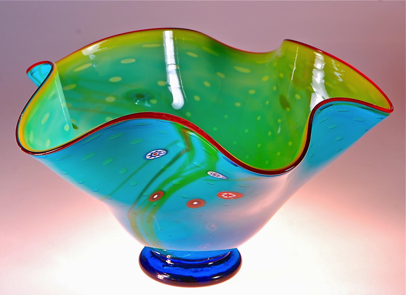 Aquarium Salad Bowl