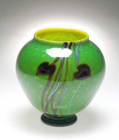 Rainforest Orchid Pot