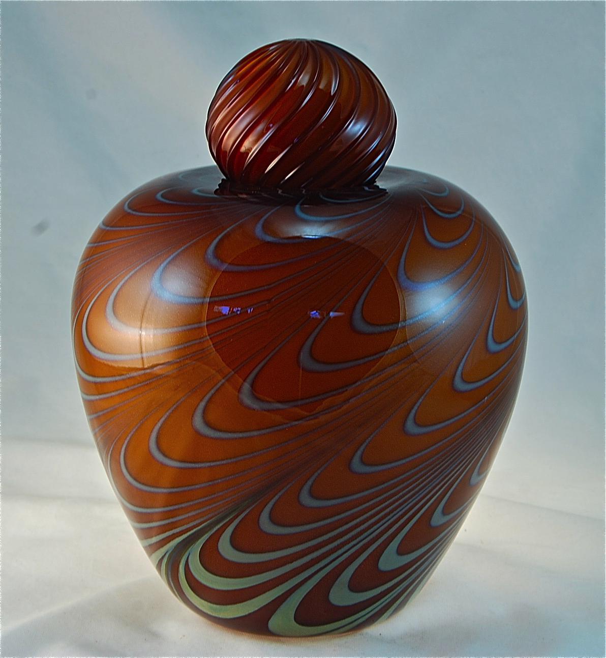 Honey Amber Urn