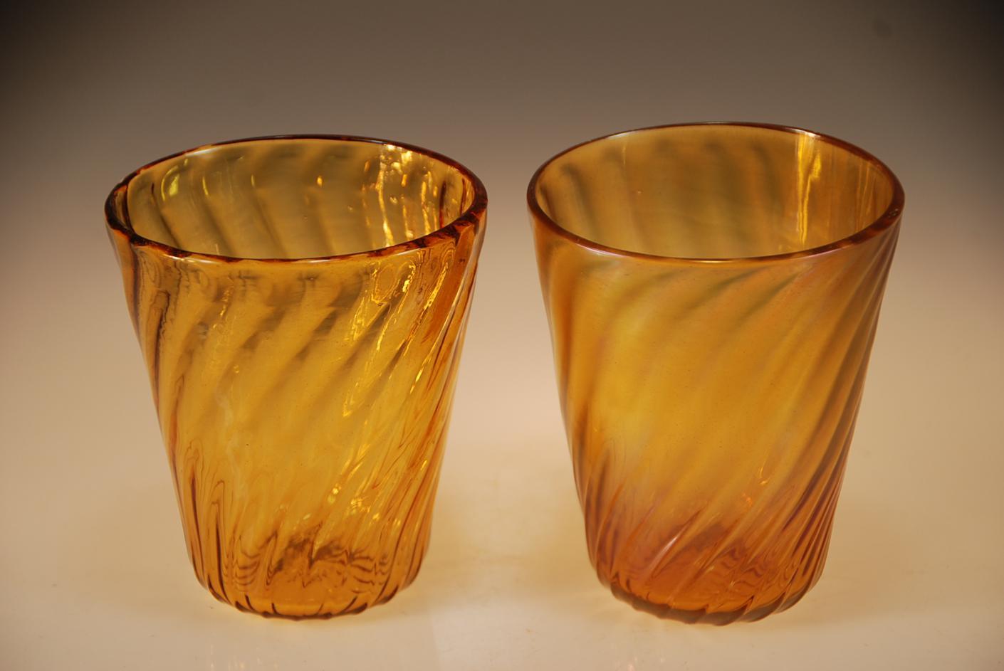 Honey Amber cups