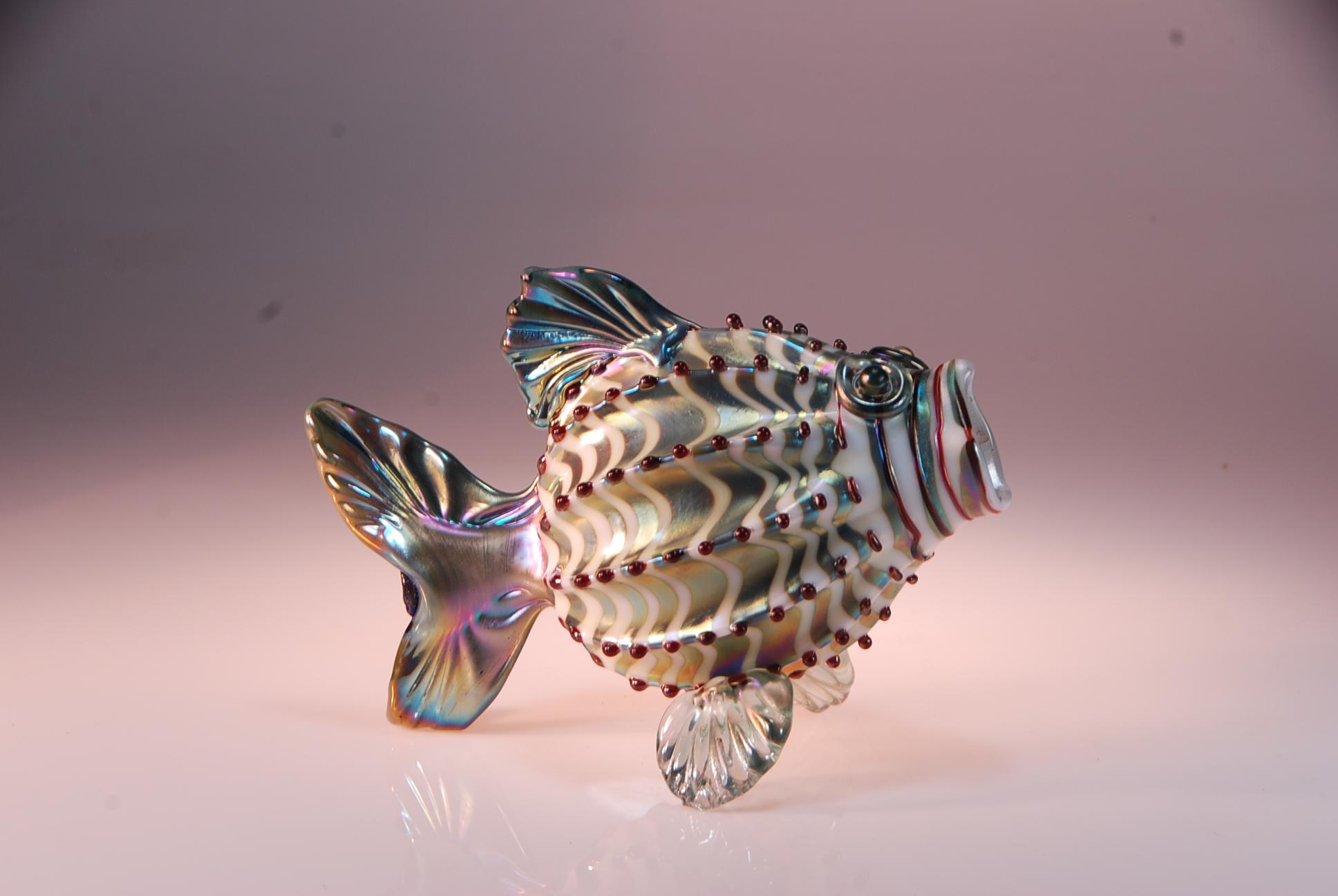 White Opal fish