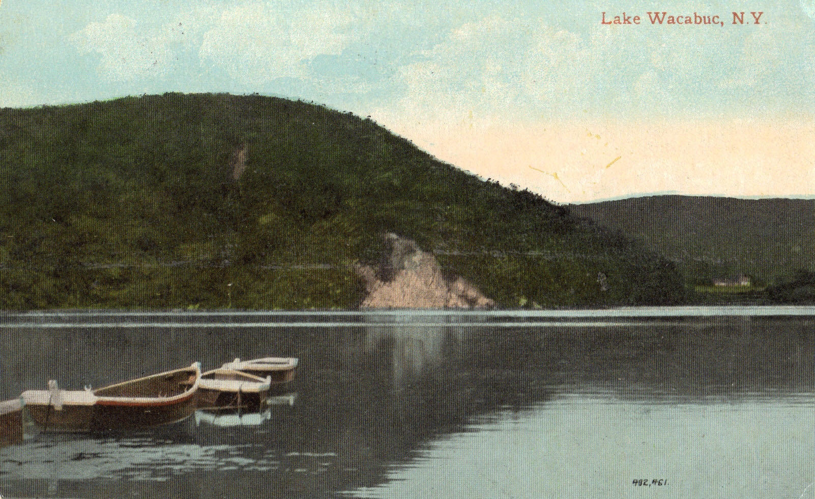 A postcard from 1908