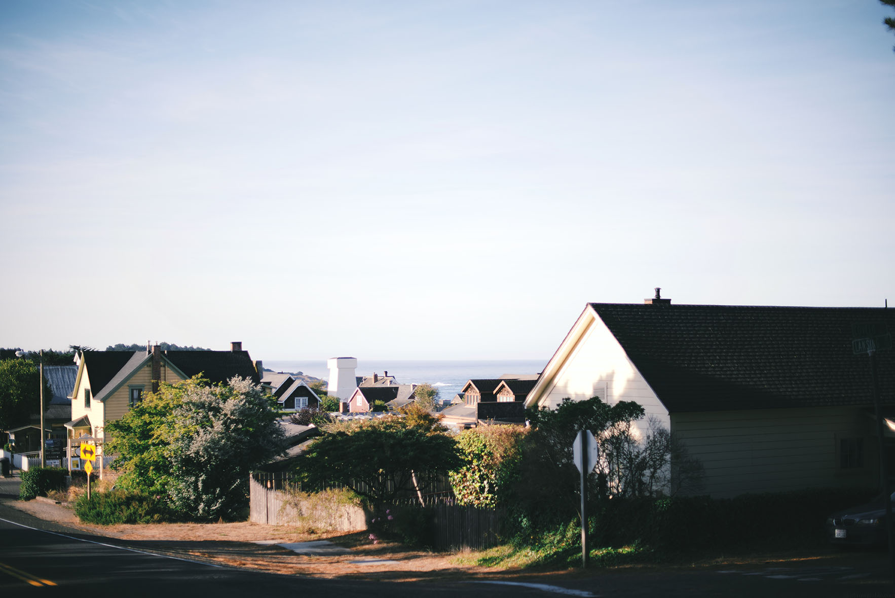 Mendocino, California | A Brown Table