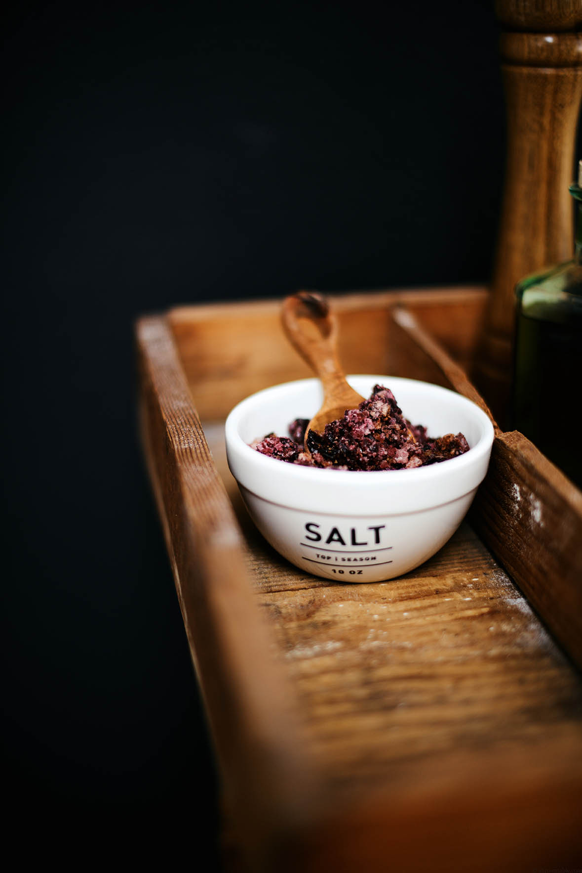 cherry infused salt |A Brown Table