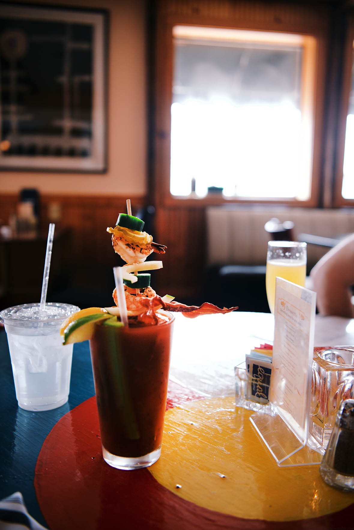 The Bloody Mary at CoNOLA, NOLA |A Brown Table