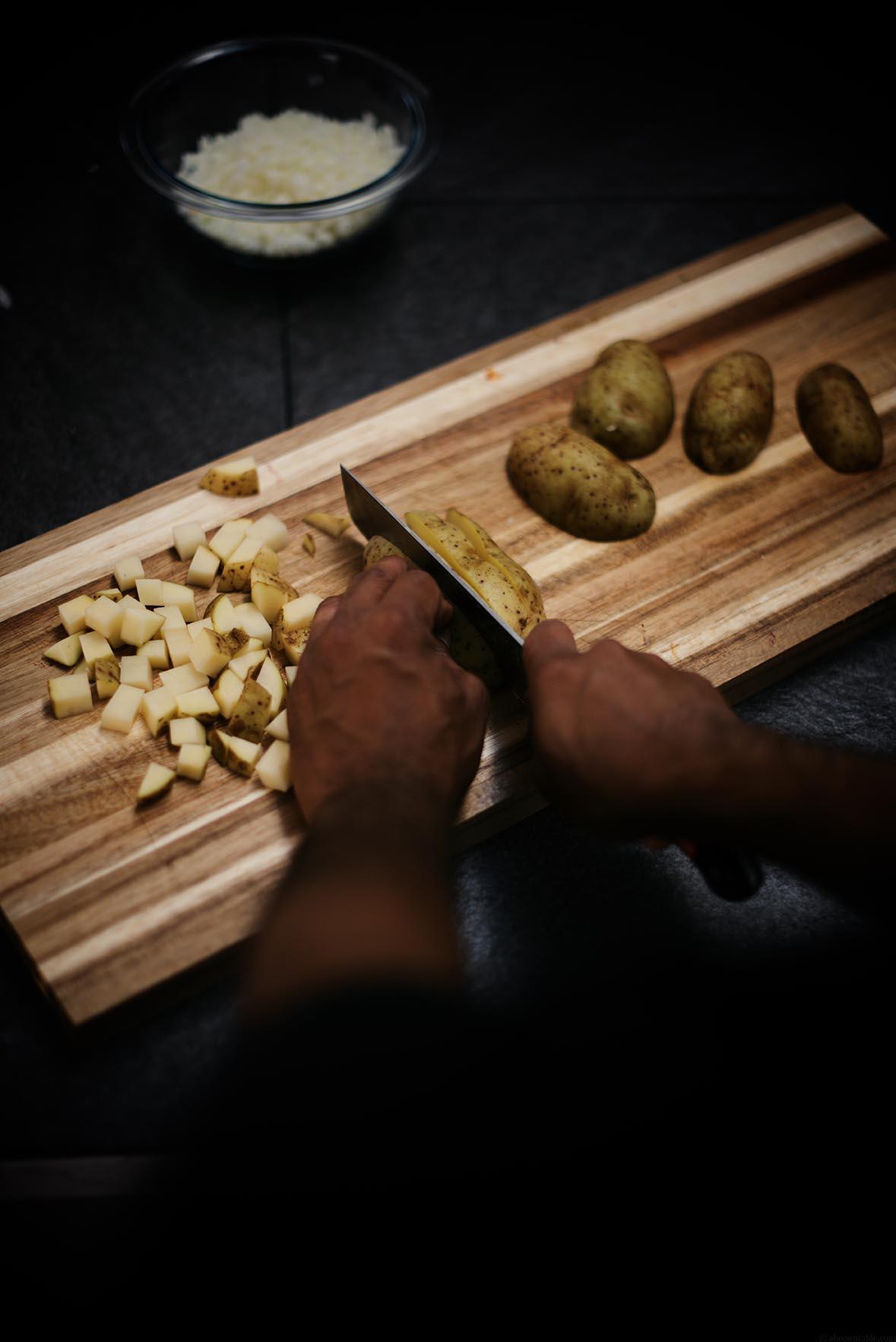shrimp samba with 20 garlic clovesl   A Brown Table
