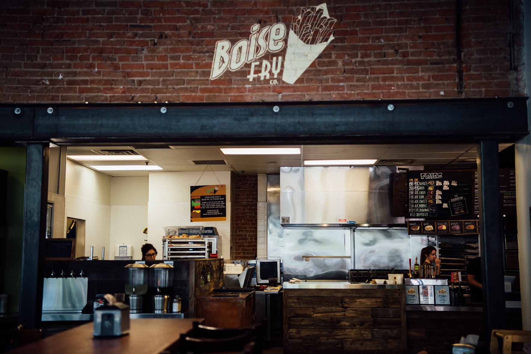 Boise Fry Company in Boise, Idaho | Nik Sharma Photography